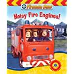 Fireman Sam Sound Book: Noisy Fire Engines