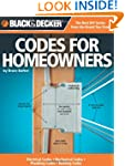 Black &amp; Decker Codes for Homeowners:...