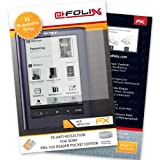 AtFoliX FX-Antireflex screen-protector for Sony PRS-350 Reader Pocket Edition (2 pack) - Anti-reflective screen protection!