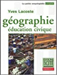 G�ographie : Education civique