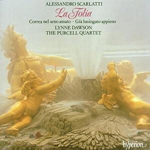 Scarlatti: La Folia / Correa Nel Seno Amato / Correa Lusingato Appieno
