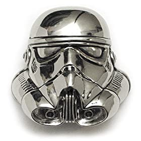 Stormtrooper Helmet Star Wars Belt Buckle