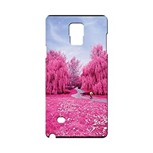 BLUEDIO Designer Printed Back case cover for Samsung Galaxy Note 4 - G6536