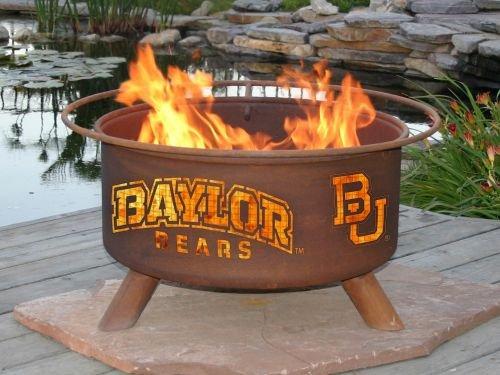 Patina-Products-F461-Baylor-University-Fire-Pit