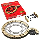 REGINA O Chain Set Vx-Type for Kawasaki GPZ 500 S (EX500A 1987-1993 ())