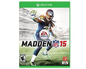 madden 15 xbox one manual pdf