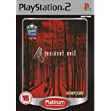 Resident Evil 4 (PS2) Platinumby Capcom