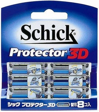 シック プロテクター3D 替刃 P3Dー8