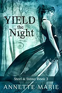Yield The Night by Annette Marie ebook deal