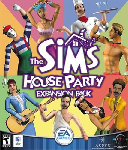 Best Price The Sims House Party Expansion Pack  MacB0001CNMDY