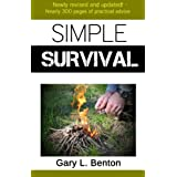 51G2BBL8enL. SL160 OU01 SS160  SIMPLE SURVIVAL : A Family Outdoors Guide (Kindle Edition)