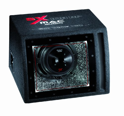 Mac-Audio-SX-108-BP-Subwoofer-200mm-600-Watt-schwarz