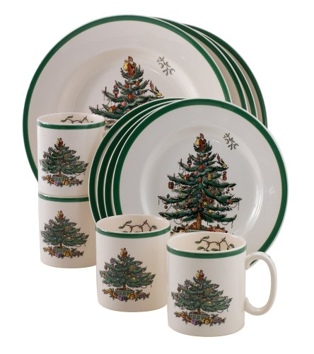 Christmas Dinnerware Sets Shop