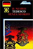 echange, troc Assimil - Collection Sans Peine - Il Nuovo Tedesco senza sforzo (1 livre + coffret de 4 CD) (en italien)