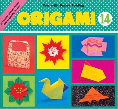 Origami: Water Bird, Poinsettia, UFO, etc Bk. 14 (Fun with Paper Folding)