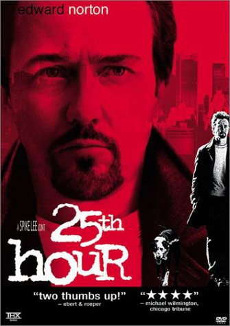 Cover art for  25th Hour