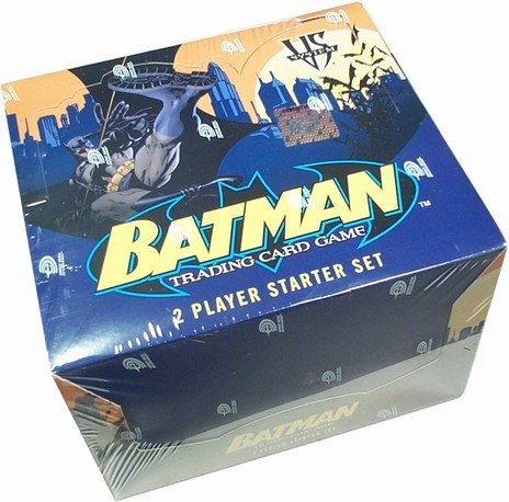 Dc vs System Batman 2-Player Starter Deck