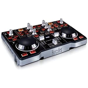 Hercules DJ Control MP3 E2 PC/Mac Virtual DJ 4780583