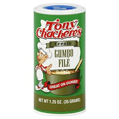 Tony Chachere's Creole Gumbo File' - 1.25 oz by Tony Chachere's Creole Foods