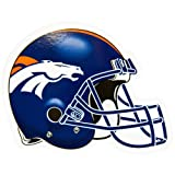 Denver Broncos - Helmet Indoor/outdoor Magnet at Amazon.com
