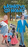 Monkeys Go Home [VHS]