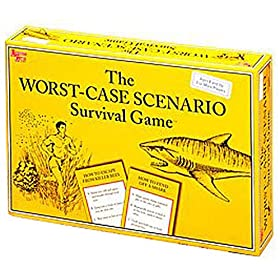 Worst Case Scenario Survival board game!
