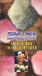 Star Trek - Deep Space Nine, Episode 103: Trials and Tribble-ations [VHS]