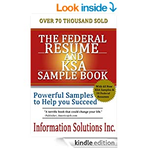 the federal resume and ksa sle book ebook