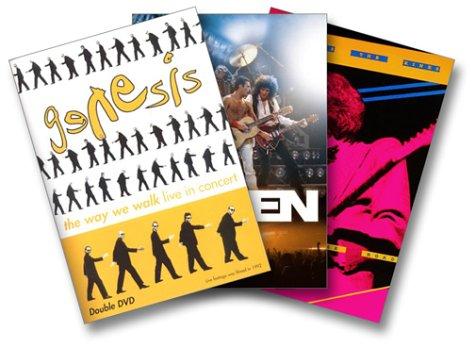British Invasion Pack (Queen/Genesis/The Kinks)