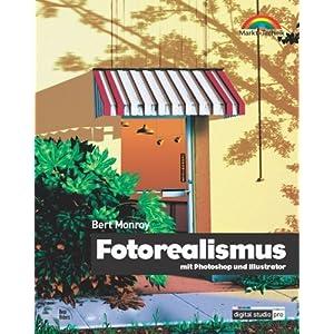 eBook Cover für  Fotorealismus Digital Studio Pro mit Photoshop und Illustrator