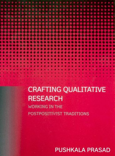 Crafting Qualitative Research: Working in the...