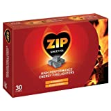 Zip High Performance Energy Firelighters 30 Cubes