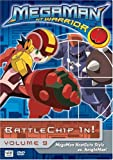 MegaMan NT Warrior, Vol. 9: Battlechip In!