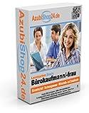 AzubiShop24.de Basis-Lernkarten Bürokaufmann / Bürokauffrau IHK-Prüfung: Erfolgreiche Prüfungsvorbereitung auf die Abschlussprüfung