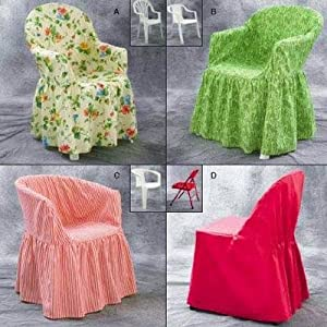 S4184 Simplicity Pattern Replacement Lawn Furniture Covers