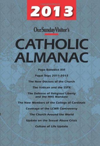 Our Sunday Visitor Catholic Almanac (Our Sunday Visitor's Catholic Almanac)