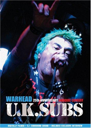 Warhead: 25th Anniversary Marquee Concert