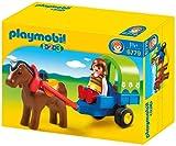 PLAYMOBIL 6779 - Bunte Pferdekutsche