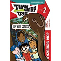 Time Warp Trio: The Seven Blunders of the World (Time Warp Trio)