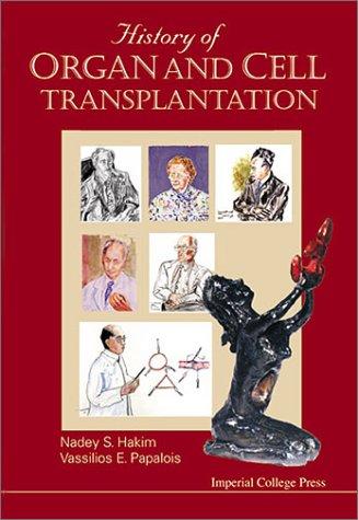 History Of Organ And Cell Transplantation