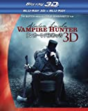 リンカーン/秘密の書 3D・2Dブルーレイセット<2枚組> [Blu-ray]