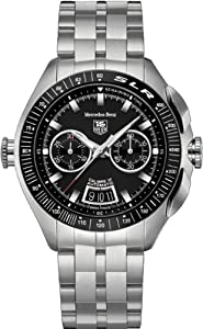 TAG Heuer Men's SLR Mercedes Benz Limited Edition Automatic Watch # CAG2111.BAO253