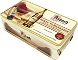 Asbach Uralt Brandy Filled Chocolates 16 Bottle in a Special Tin Gift Box - 200g/7.05oz
