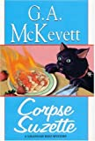 Corpse Suzette (Savannah Reid Mysteries) (0758204620) by McKevett, G. A.