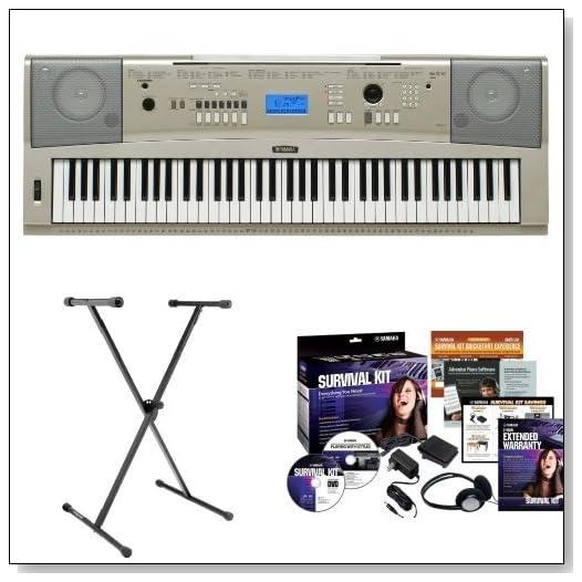 Yamaha YPG-235 76-key Portable Grand Graded-Action USB Keyboard Review