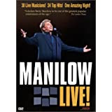 Barry Manilow: Manilow Live! ~ Barry Manilow