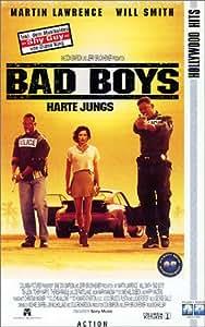 Bad Boys - Harte Jungs [VHS]