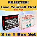 The Love Yourself More and Rejected Romance Box Set: Become a Magnet for Love and How Rejection Can Change Your Life for the Better Audiobook by Michele Gilbert Narrated by Chris Poirier