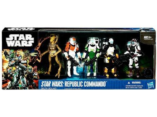 Star Wars – Republic Commando Delta Squad 33260 als Weihnachtsgeschenk