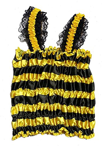 Bumble Bee Costume Top for Toddlers Age 1-3
